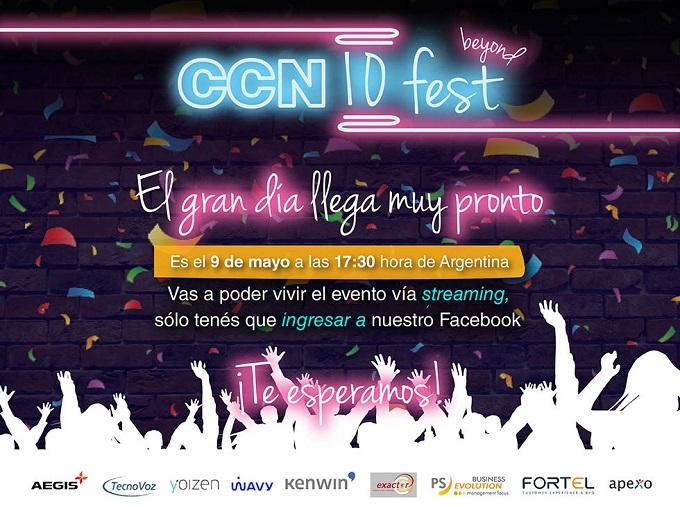 invitación CCN fest