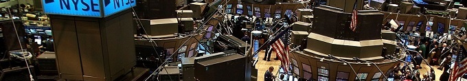 Stock Open Slightly Higher On The New York Stock Exchange