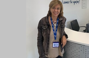 Rocío Sánchez ICCS